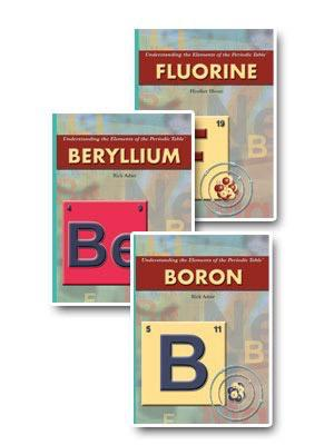 Understanding The Elements Of The Periodic Table Sets 1 9