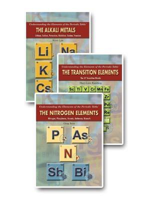 Understanding the Elements of the Periodic Table Set 8  sc 1 st  Rosen Publishing & Understanding the Elements of the Periodic Table: Sets 1 - 9 | Rosen ...