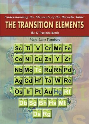 Understanding The Elements Of The Periodic Table Set 8 Rosen