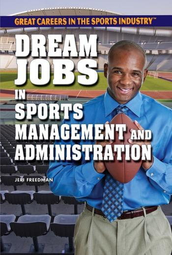 Great Careers in the Sports Industry: Set 1 | Rosen Publishing