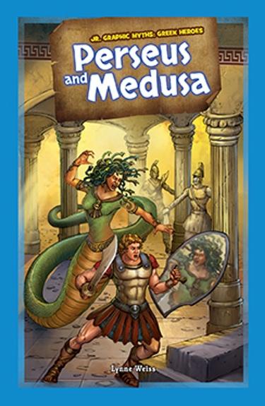 Jr  Graphic Myths: Greek Heroes | Rosen Publishing